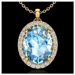 0.76 ctw Fancy Black Diamond Art Deco Stud Necklace 18K Rose Gold