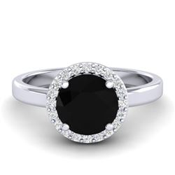 7.50 ctw Sky Topaz & VS/SI Diamond Earrings 14K Rose Gold