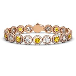 7.93 ctw Opal & Diamond Halo Earrings White 10K White Gold