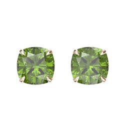 0.75 ctw VS/SI Diamond Halo Ring 14K White Gold