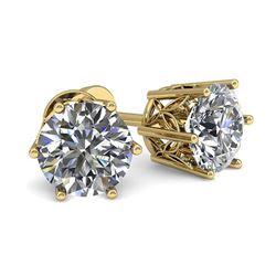 0.30 ctw VS/SI Diamond Necklace 18K Yellow Gold