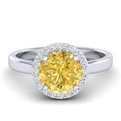 14 ctw Sky Blue Topaz & VS/SI Diamond Eternity Bracelet 10K Yellow Gold