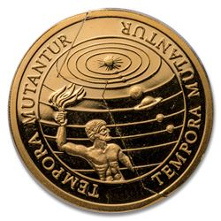 1997 Kiribati/Samoa $50 Gold 2-Coin Millennium Proof Set