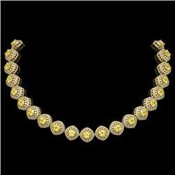 8.84 ctw Emerald & Diamond Earrings 14K White Gold