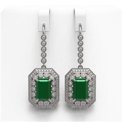 2.5 ctw Princess VS/SI Diamond 3 Stone Ring 18K Yellow Gold