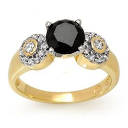 1.0 ctw VS/SI Oval Diamond Ring 18K Rose Gold