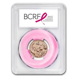 2018-W Gold $5 Breast Cancer Awareness MS-70 PCGS (FirstStrike®)