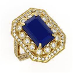 1.90 ctw VS/SI Diamond Ring 14K White Gold