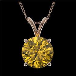 3 ctw Morganite & VS/SI Diamond Halo Ring 14K Rose Gold