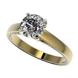 28.35 ctw Canary Citrine & Diamond Bracelet 14K Yellow Gold