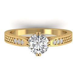 20 ctw SI/I Diamond Bracelet 18K Rose Gold