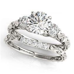 2.09 ctw Fancy Black Diamond Solitaire Necklace 10K Rose Gold