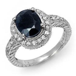 1 ctw VS/SI Princess Diamond Necklace 18K White Gold