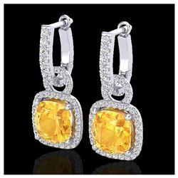 1.40 ctw VS Black Diamond Solitaire Ring 10K Rose Gold