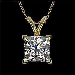 4.55 ctw Garnet & VS/SI Diamond Earrings 18K White Gold