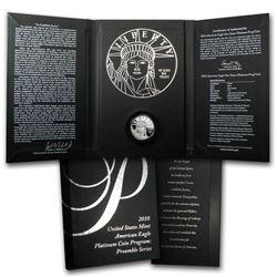 2010-W 1 oz Proof Platinum American Eagle (w/Box & COA)