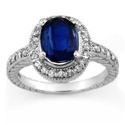 1.25 ctw VS/SI Diamond Ring 18K White Gold