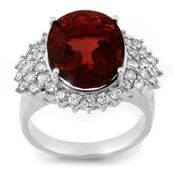 2.0 ctw VS/SI Oval Cut Diamond 3 Stone Ring 18K Rose Gold