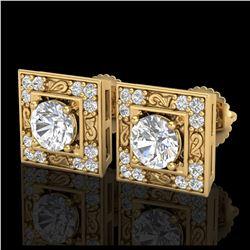 21.83 ctw Sapphire & Diamond Bracelet 14K White Gold
