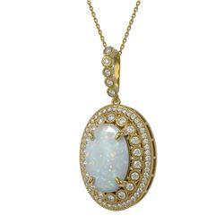 3.25 ctw VS/SI Diamond 3 Stone Bridal Ring 14K Rose Gold
