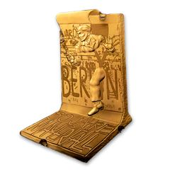 2019 France Proof Gold 200 30th Ann. Fall of the Berlin Wall
