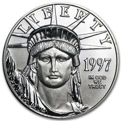 1997 1 oz Platinum American Eagle BU