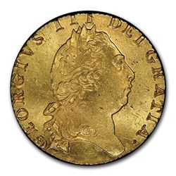 1799 Great Britain Gold Guinea George III MS-64 PCGS