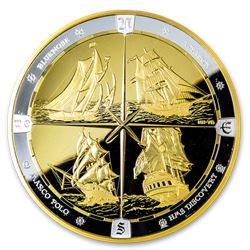 2019 RCM Silver $125 Tall Ships of Canada