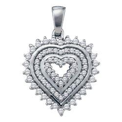 10kt Yellow Gold Diamond Cluster Bridal Wedding Engagement Ring Band Set 1/2 Cttw