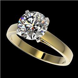 7 ctw Garnet & VS/SI Diamond Earrings 18K Yellow Gold