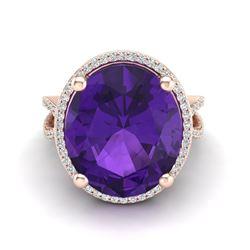 1.08 ctw VS/SI Diamond Ring 14K White Gold