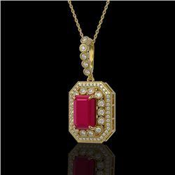 10.61 ctw Marquise Diamond Bracelet 18K Rose Gold
