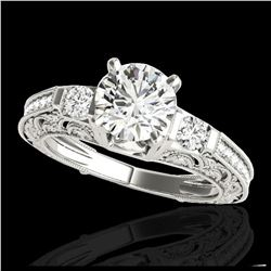 12 ctw Citrine & VS/SI Diamond Eternity Bracelet 10K Yellow Gold