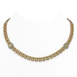 3.45 ctw Opal & Diamond Ring 10K White Gold