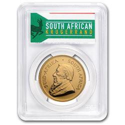 1967 South Africa 1 oz Gold Krugerrand MS-67 PCGS