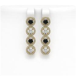 2.32 ctw Emerald & Diamond Ring 14K White Gold