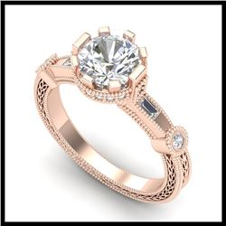 46.5 ctw Peridot & VS/SI Diamond Eternity Necklace 10K White Gold