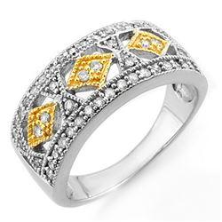 0.52 ctw VS/SI Diamond 2pc Wedding Set 14K Yellow Gold