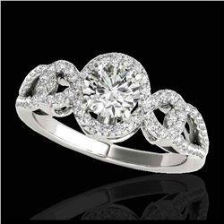 19.85 ctw Sapphire & Diamond Bracelet 14K Rose Gold