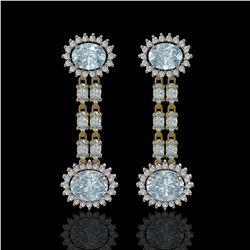 1.75 ctw VS Black Diamond 3 Stone Ring 10K White Gold