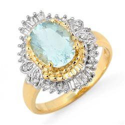 1.01 ctw VS/SI Diamond Stud Halo Necklace 14K Rose Gold