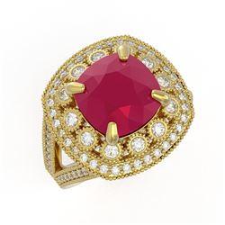 1.55 ctw H-SI/I Diamond Stud Earrings 10K Rose Gold