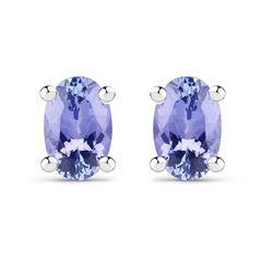 0.60 ctw Genuine Blue Diamond .925 Sterling Silver Ring
