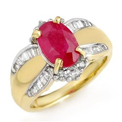 1.03 ctw Emerald & Diamond Ring 18K White Gold