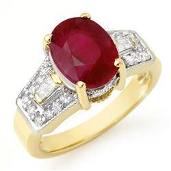 1.07 ctw VS/SI Diamond Art Deco Ring 18K White Gold