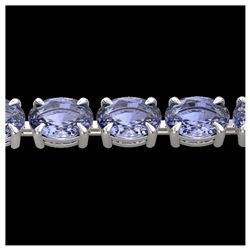 2.18 ctw Fancy Intense Blue Diamond Art Deco Earrings 18K Rose Gold