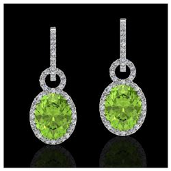 1.45 ctw VS/SI Diamond Art Deco Ring 18K Yellow Gold