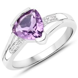 0.75 ctw VS/SI Diamond 3 Stone Ring 14K Rose Gold