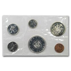 1964 Canada 6-Coin Proof Like Set KM#PL15