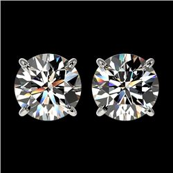 43.13 ctw Ruby & Diamond Necklace 14K White Gold